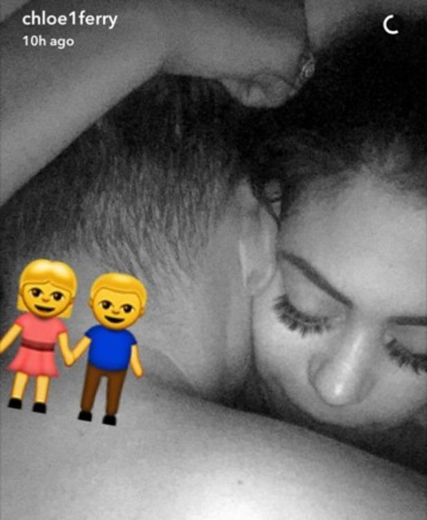 Chloe Ferry teases new romance on Snapchat 13 September
