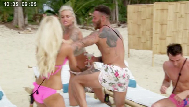 EOTB Series 5, Episode 5 Holly's ex Connor arrives 13 Sept 2016