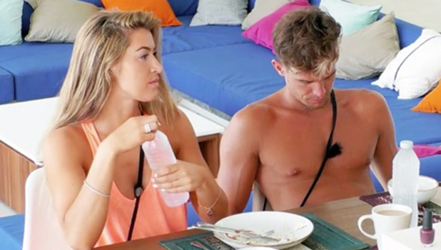 EOTB Series 5, Episode 5 Olivia and Gaz 13 Sept 2016