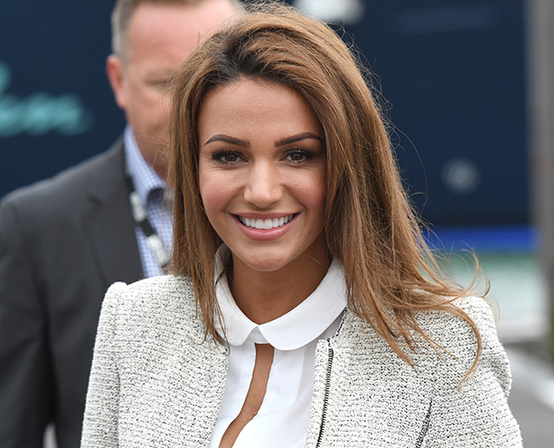 Michelle Keegan opens the Southampton Boat Show, Hampshire, UK. The boat show is in it's 48th year, showcasing the best of sailing and boating world has to offer. Hundreds of boats are on display on over 2km of pontoons as well as on the land.