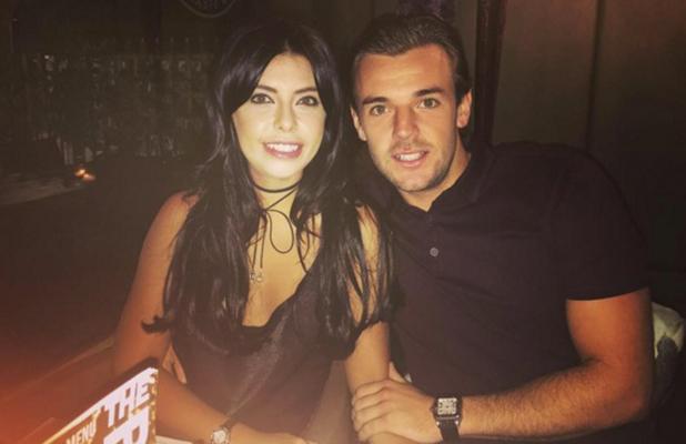 Cara de la Hoyde and Nathan Massey at Brickyard Essex Sept 2016