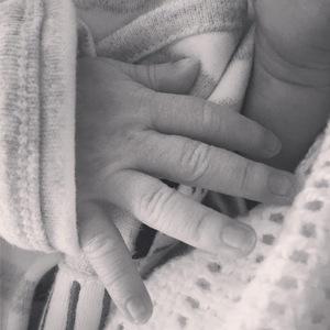 Zoe Hardman announces arrival of baby daughter 23 September