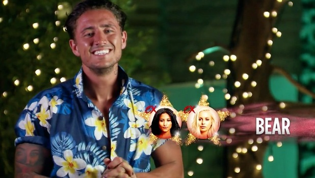 Ex On The Beach: Gaz Beadle and Bear discuss him cheating on Lillie Gregg 20 September