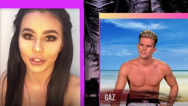 Chrysten Zenoni discusses ex Gaz Beadle, Ex On The Beach 20 September