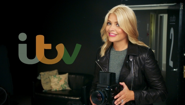 Holly Willoughby promo shot for dating show Meet The Parents, ITV 23 September