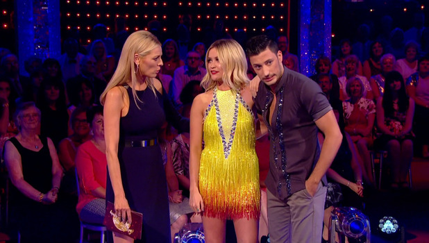 Laura Whitmore is paired with Giovanni Pernice, Strictly Come Dancing 3 September