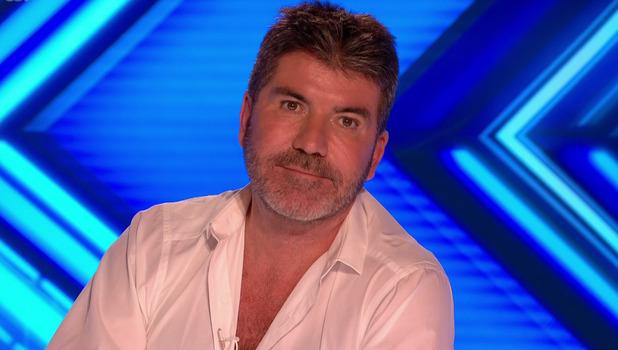 Simon Cowell, The X Factor, ITV 21 September