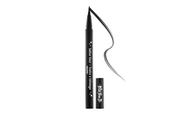 Kat Von D 'Tattoo Liner' Liquid Eyeliner £16, 22 September 2016