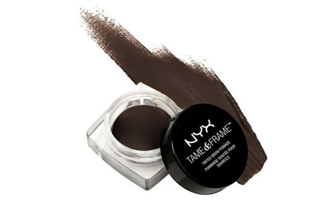 NYX Tame and Frame Tinted Brow Pomade £5.50, 19 September 2016