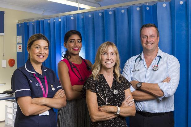 GPs Behind Closed Doors, C5, Wed 28 Sep, Farnham Road surgery