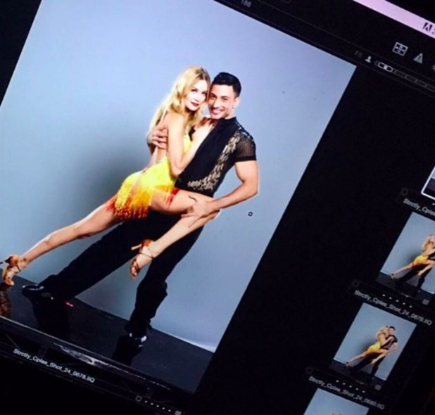 Strictly Come Dancing romance for Giovanni Pernice and Laura Whitmore?
