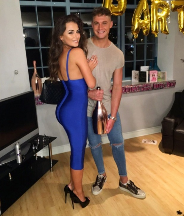 Scotty T and Francesca Toole, Instagram 22 September