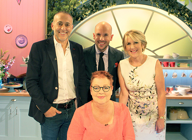 The Great British Bake Off: An Extra Slice Jo Brand hosts