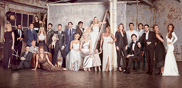 TOWIE Series 18 cast photo