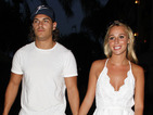 TOWIE's Amber Dowding and Chris Clark prove their romance is still going strong in Marbella