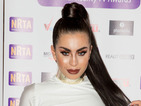 Love Island star Katie Salmon looks fierce in head-to-toe white at the National Reality TV Awards