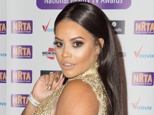 Big Brother star Lateysha Grace glimmers in gold at the National Reality Television Awards