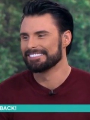 Rylan Clark reveals he's interviewing Britney, This Morning 28 September