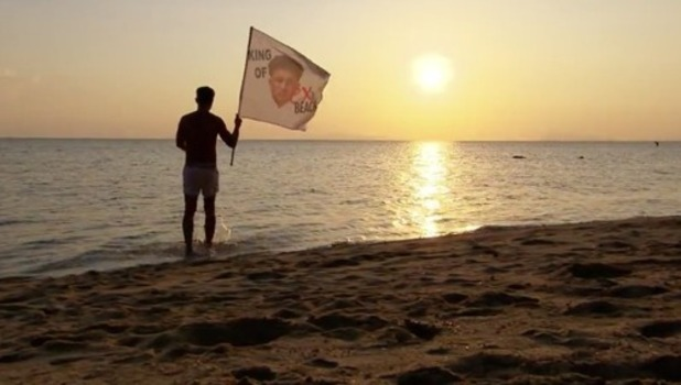 Jordan Davies is sent home from Ex On The Beach 27 September