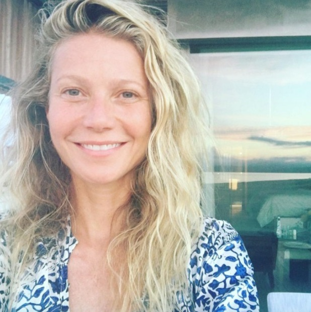 Gwyneth Paltrow marks her 44th birthday by going completely makeup