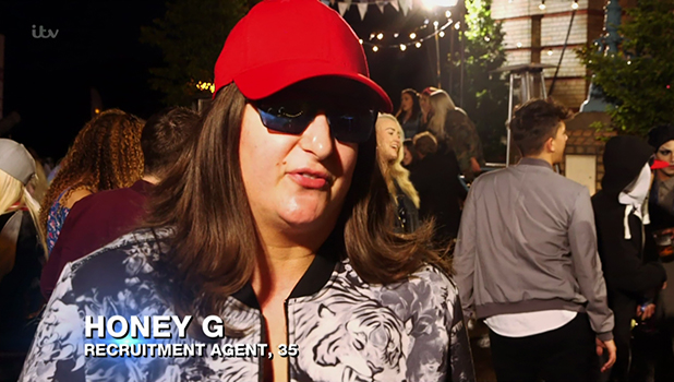Honey G at X Factor Boot Camp, 2016