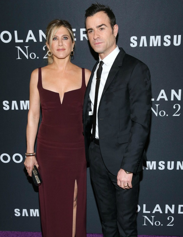 'Zoolander 2' World Premiere at Alice Tully Hall Jennifer Aniston and Justin Theroux