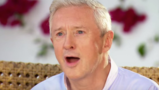 X Factor: Louis Walsh watches Ottavio and Bradley at Judges' Houses 1 October 2016