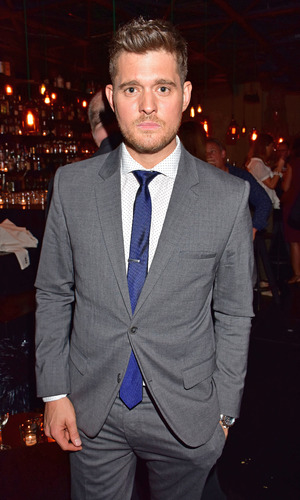 Michael Buble,  Nobody But Me album listening party, Germany August 2016