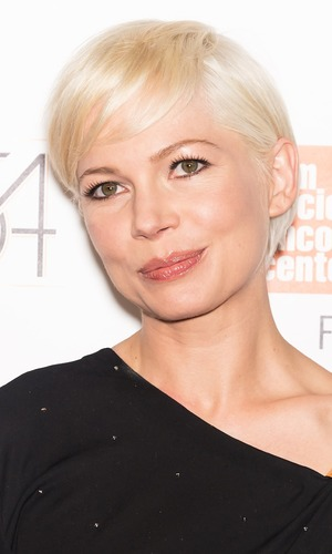 Michelle Williams attends the 'Certain Women' premiere during the 54th New York Film Festival at Alice Tully Hall, Lincoln Center on October 3, 2016 in New York City.