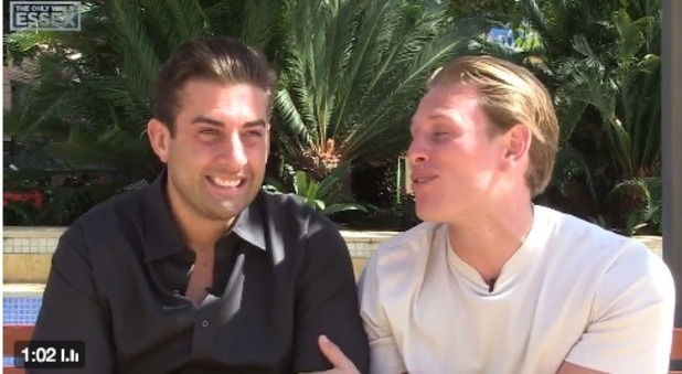 James Arg Argent and Tommy Mallet