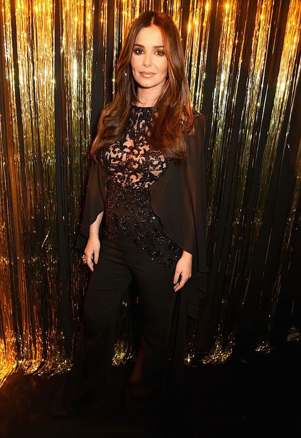 Cheryl Cole attends the L'Oreal Paris Gold Obsession Party at Hotel de la Monnaie on October 2, 2016 in Paris, France. (Photo by David M. Benett/Dave Benett/ Getty Images for L'Oreal Paris Gold Obsession)
