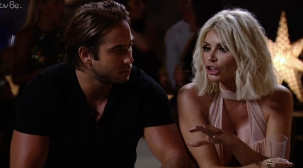 TOWIE Series 19, Episode 1: Chloe and Courtney row 9 October 2016
