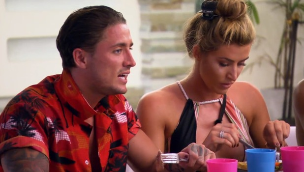 Ex On The Beach: Bear ditches Aimee Kimber for Lillie Gregg 14 October