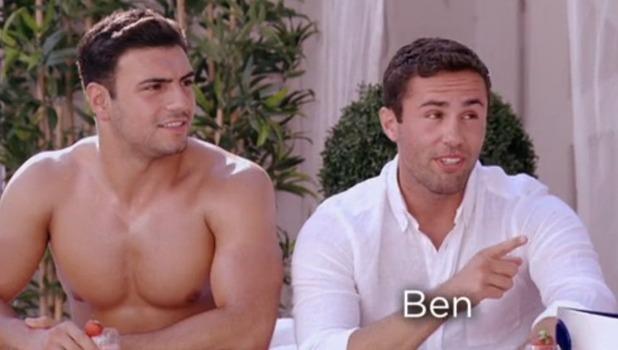 TOWIE: Ben Shenel and Ercan Ramadan make debut 10 October