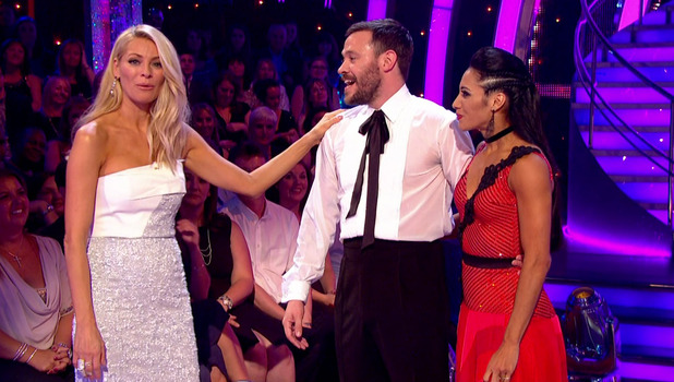 Will Young and Karen Clifton, Strictly Come Dancing 12 October