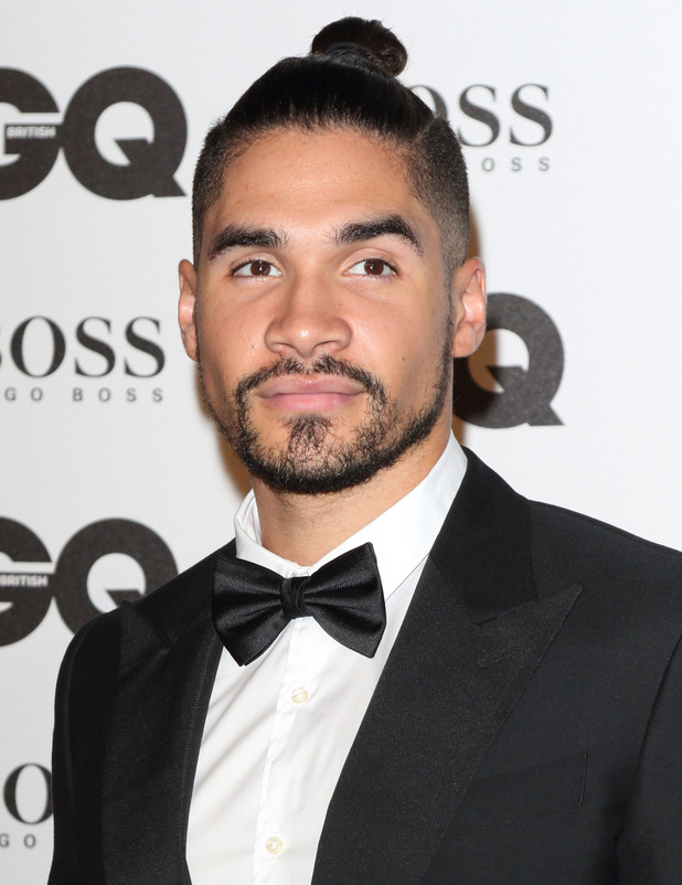 Louis Smith attends GQ Men of the Year Awards 2016 held at the Tate Modern, London June 2016