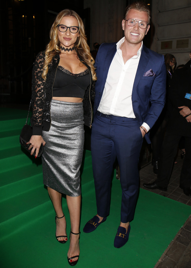Specsavers Spectacle Wearer of the Year Awards, London, UK - 11 Oct 2016