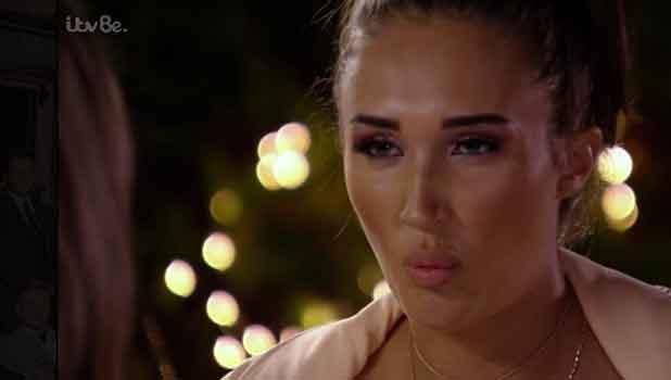 TOWIE's Megan talks about Pete 12 October 2016