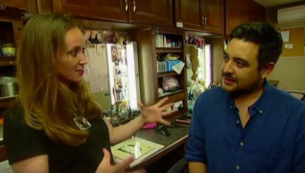 Noel Sullivan talking about playing Neil in Ordinary Lies 2, BBC Lorraine