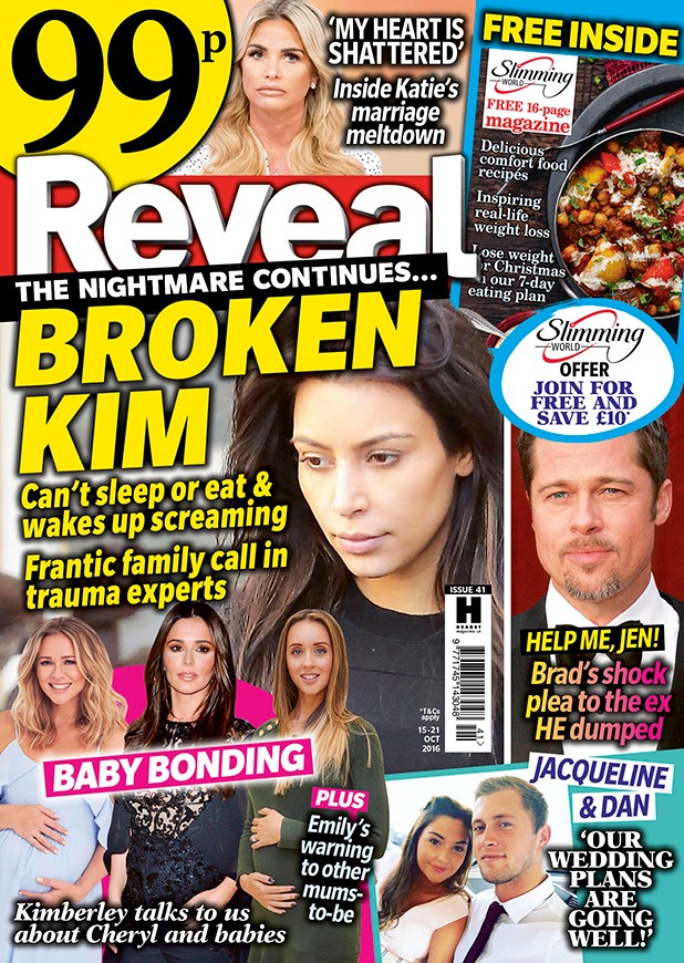 Reveal Magazine cover for issue 41, 15 to 21st October 2016