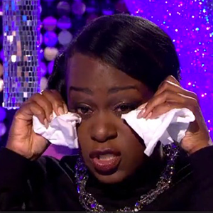 Tameka Empson on Strictly: It Takes Two 10 October 2016
