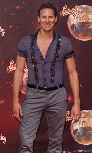Brendan Cole, Strictly Come Dancing 30 August