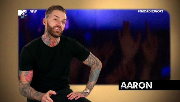 Aaron Chalmers, Geordie Shore Big Birthday Battle, MTV 1 June