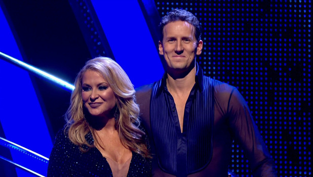 Brendan Cole and Anastacia, Strictly Come Dancing