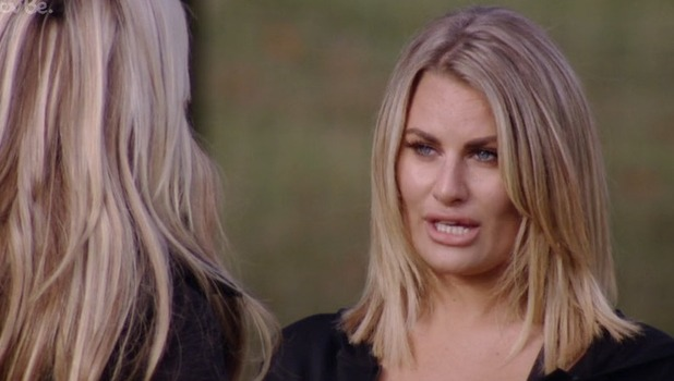 TOWIE: Danielle Armstrong and Lydia Bright clash over Arg 16 October