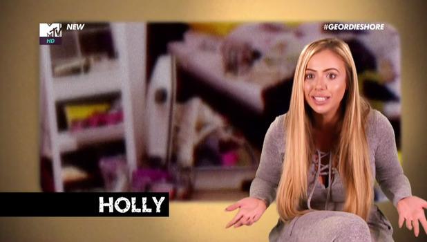 Holly Hagan on Geordie Shore: Big Birthday Battle May 2016