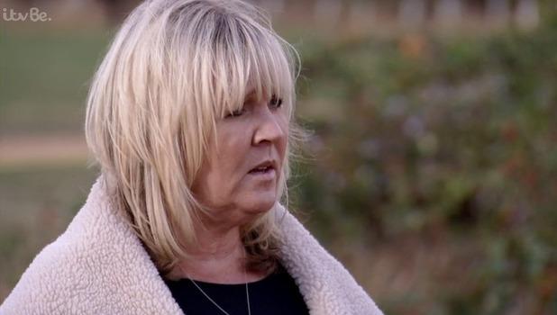 Megan McKenna's mum Tanya 16 October