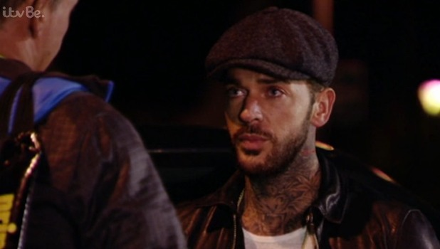 TOWIE: Pete Wicks apologises to Megan McKenna's parents 19 October