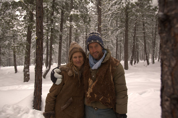Ben Fogle: New Lives in the Wild, Tue 25 Oct