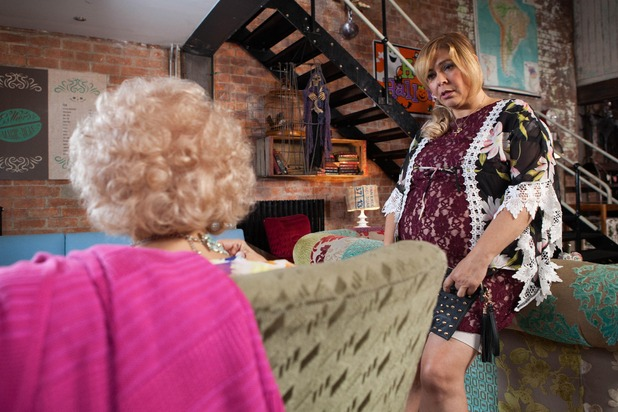 Hollyoaks, Myra goes on a date, Tue 25 Oct